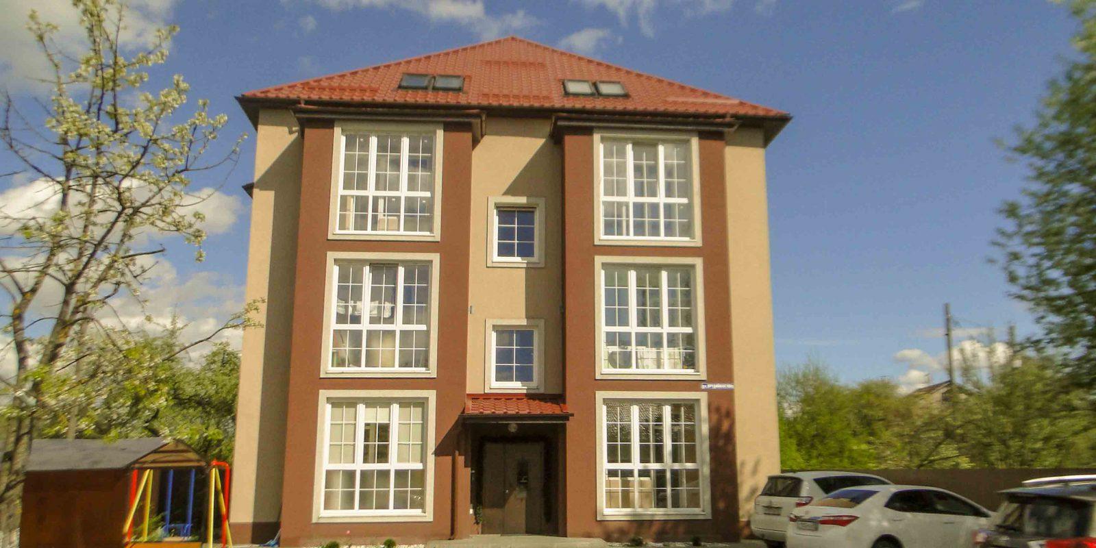 Обследование многоквартирного жилого здания для суда