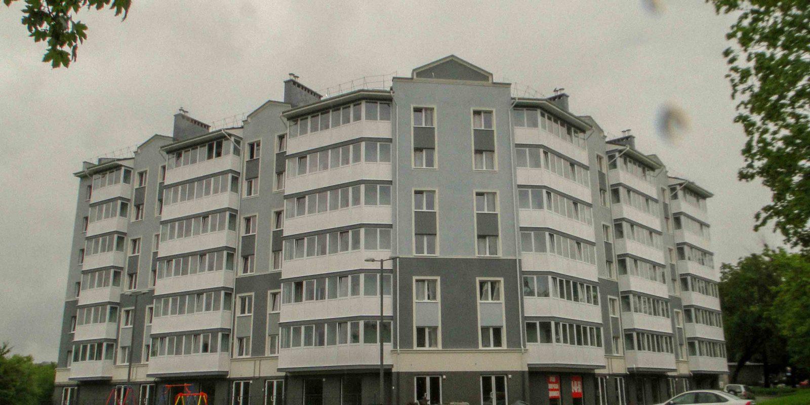 Приемка квартиры в новостройке, пр. Победы, д. 70Б