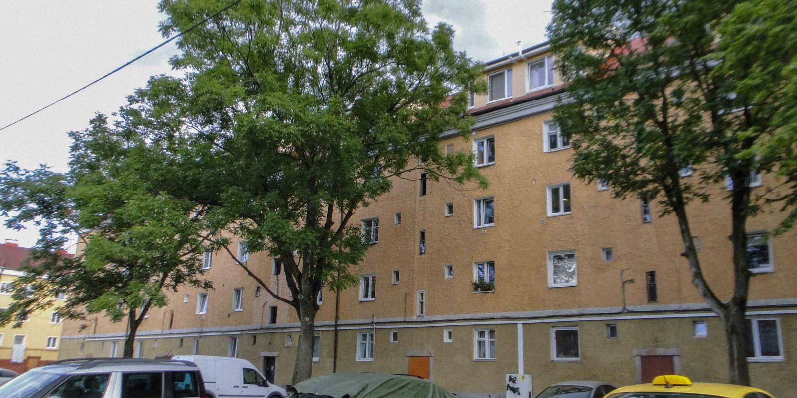 Обследование перекрытия жилой квартиры после реконструкции