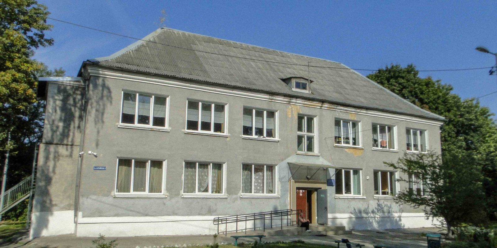 Обследование здания специального дома-интерната для престарелых и инвалидов