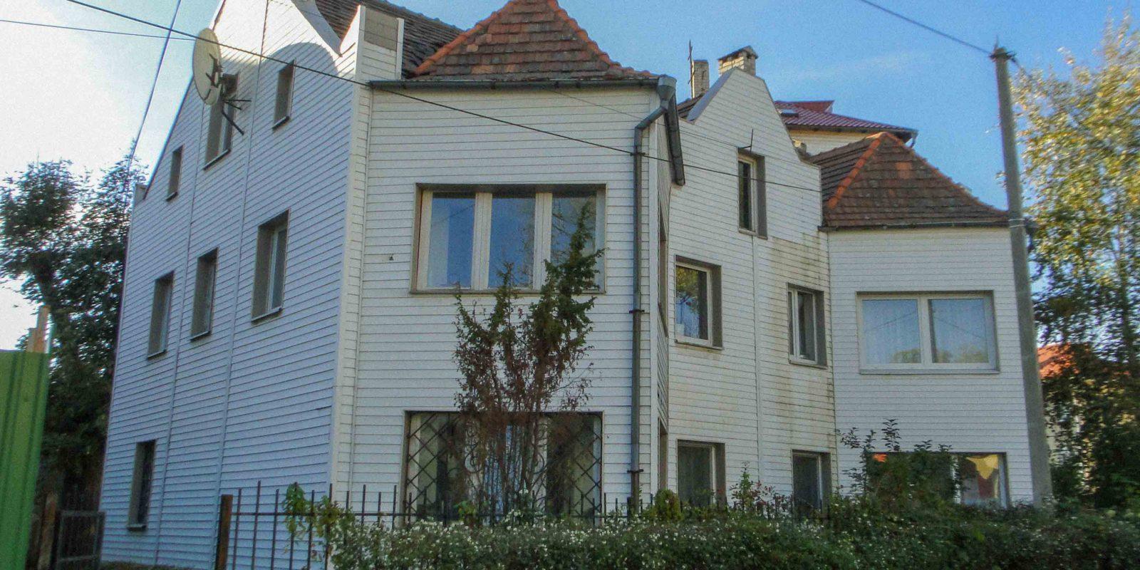 Обследование жилой квартиры и части кровли здания