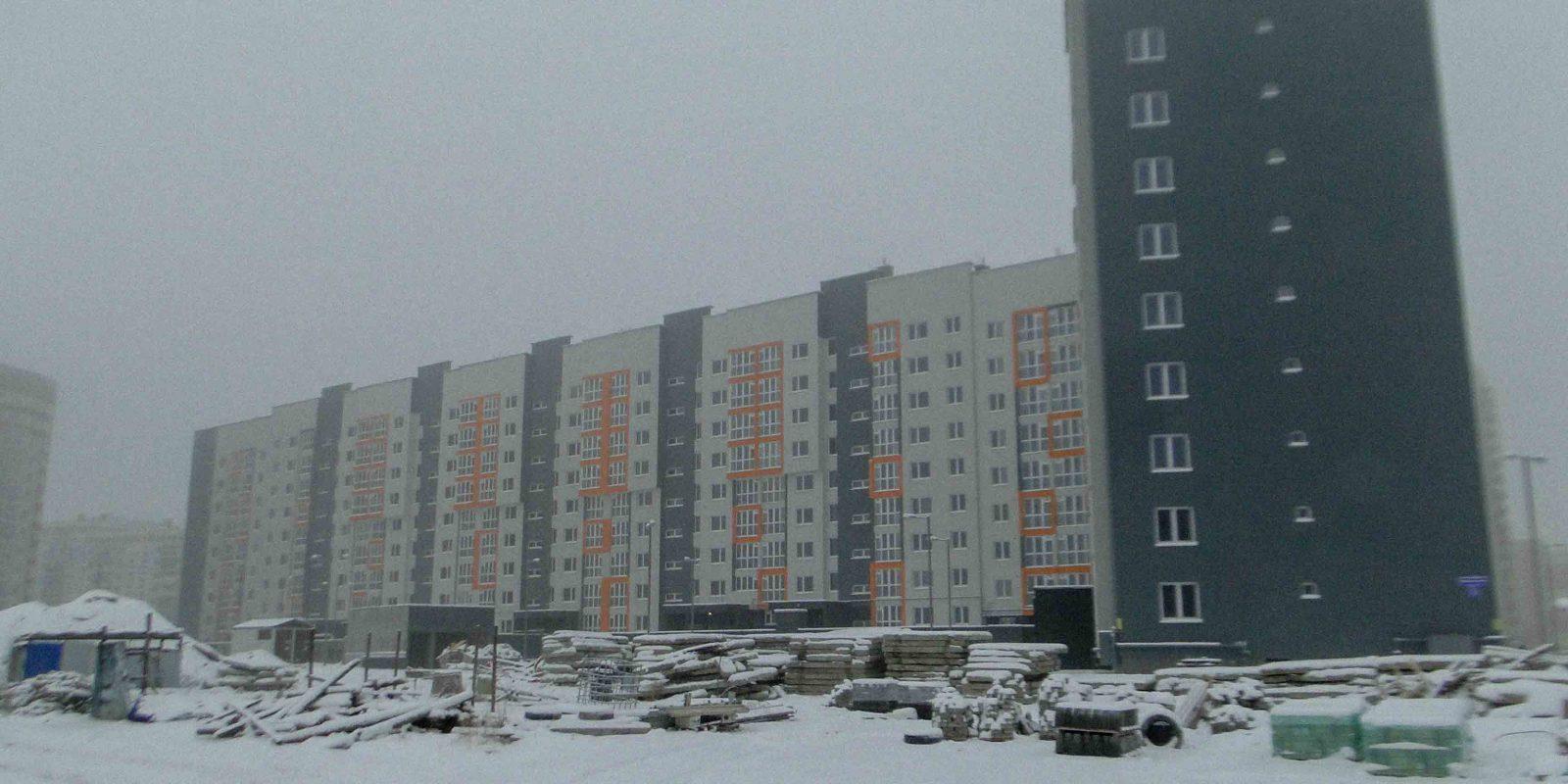 Приемка квартиры в ЖК «Солнечный город»