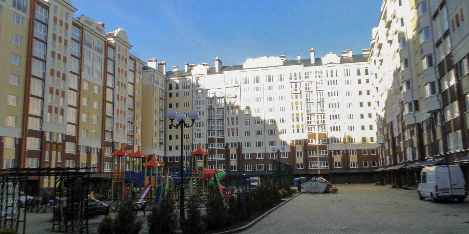Приемка квартиры в ЖК «Куршский»